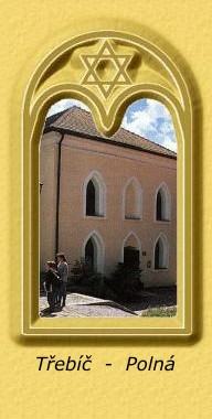 Historical Jewish sights in Trebic and Polna